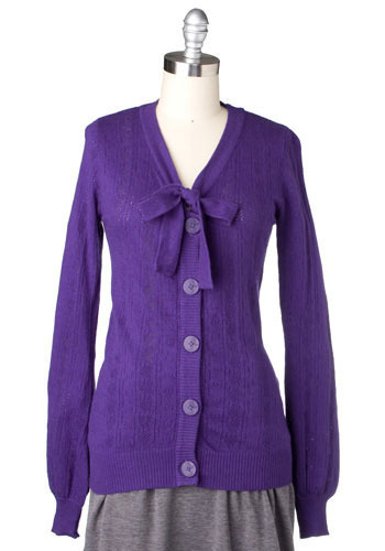 Fit to be Tied Cardigan - Mid-length