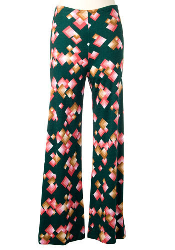 Vintage L7 Cropped Pants