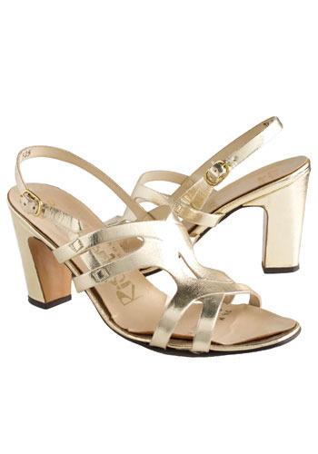 Vintage Gold Rush Heels