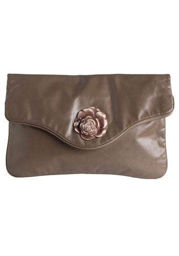 Vintage Rose Clutch