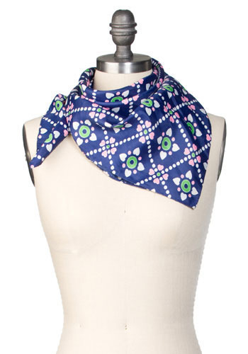 Vintage Sweetheart Scarf