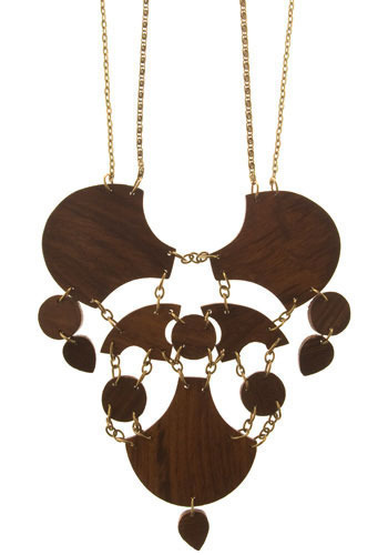 Interior Design Necklace