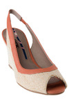Wicker Park Slingbacks - Wedge