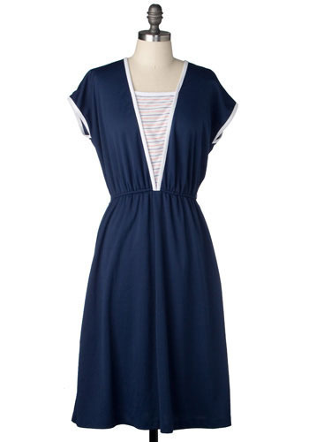 Vintage Out To Sea Dress