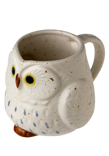 Owl Warm and Cozy Mug