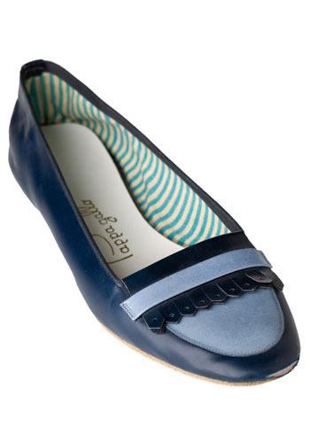 Vintage Bayou Loafers