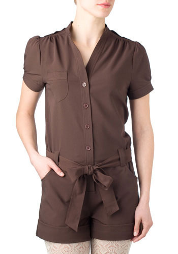 *** Troop Beverly Hills Romper