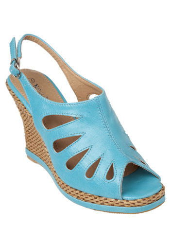 Summer Showers Wedges - Wedge