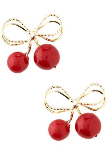 Shirley Temple Earrings