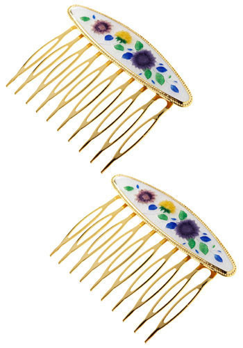 Mermaid Treasure Combs