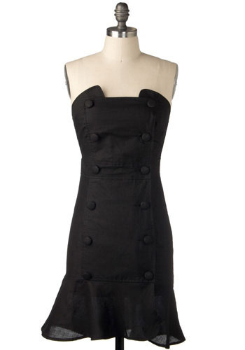 Bonnie And Clyde Dress - Short