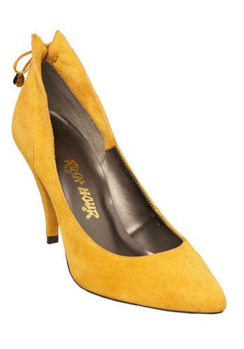 Vintage Banana Peel Heels