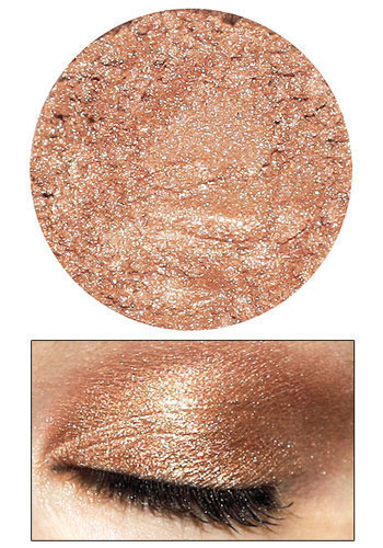 Eyedust in Diva by Lime Crime Makeup - Red, Gold