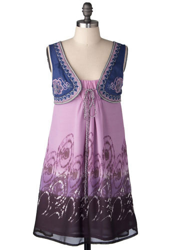 Free Spirit Dress - Mid-length