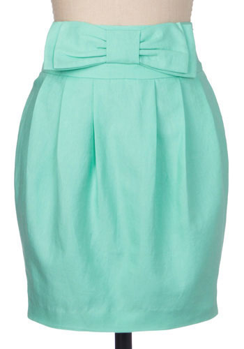 Bow-jito Skirt - Short