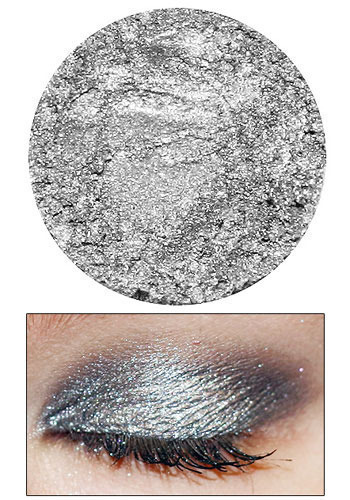 Eyedust in Mirror Mirror by Lime Crime Makeup - Silver, Girls Night Out, Holiday Party