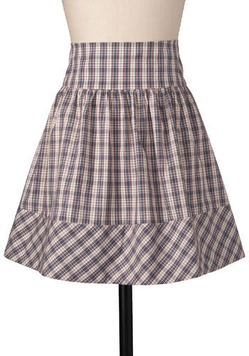 The Draper Skirt - Short