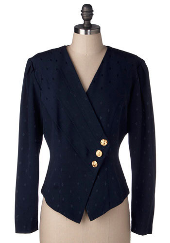 Vintage Boating Business Blazer