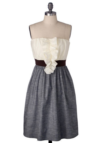 Atmosphere Dress - Short