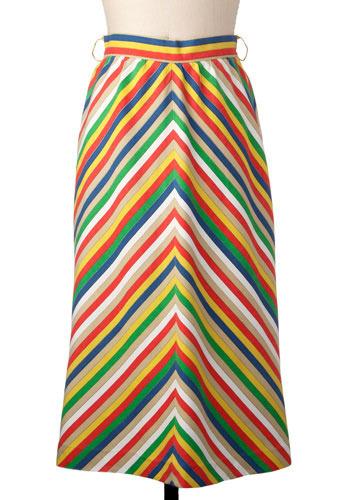 Vintage San Fran Skirt