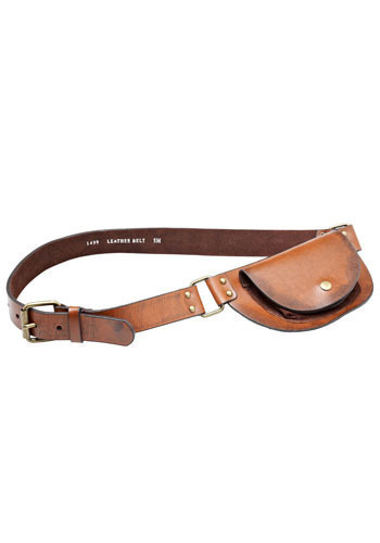 How The West Was Cute Belt
