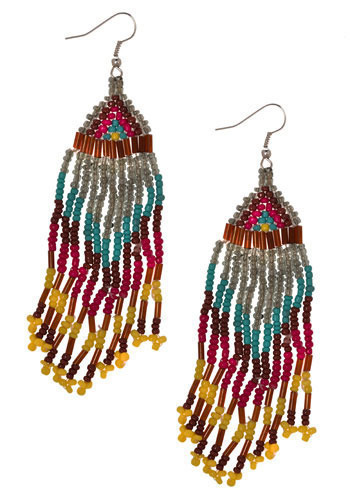 Mauna Loa Earrings