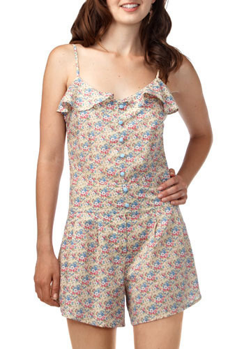 *** Badlands Romper - Long