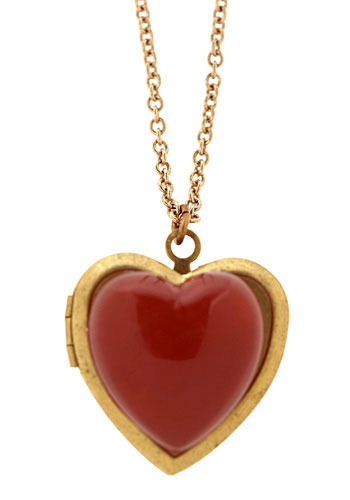 Open Heart Locket