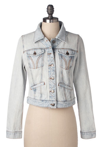 *** Meadowlark Jacket - Short