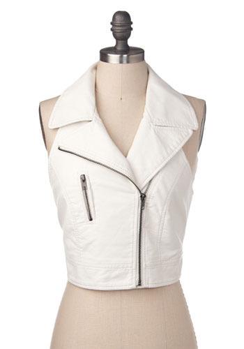Easy Rider Vest - Short