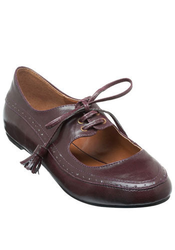 More Tassel Less Hassle Brogues