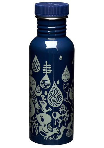 Fresh Water Forest Water Bottle