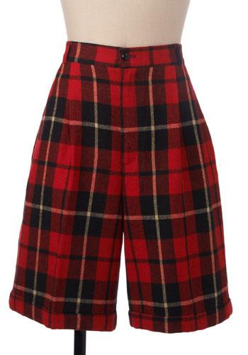 Vintage Glasgow Shorts
