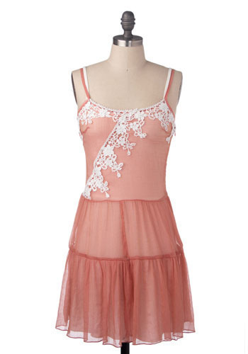 Bedroom Terrace Dress - Mid-length