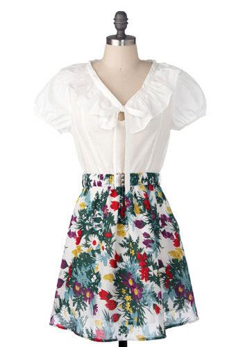 Summer School Dress - Short