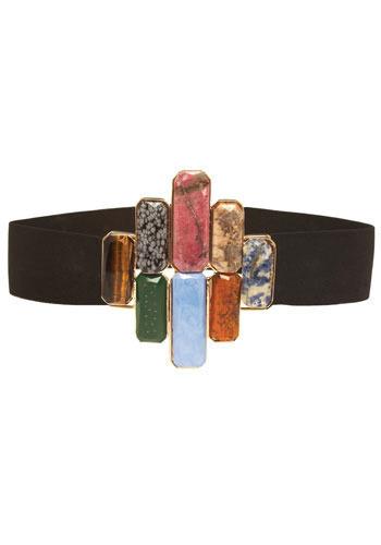 Semi-Precious Belt