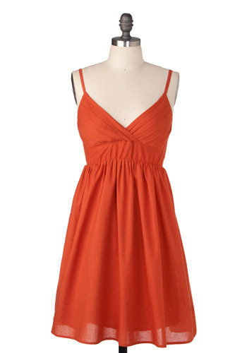 Gazpacho Dress - Mid-length