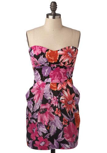 The Georgia Dress - Short