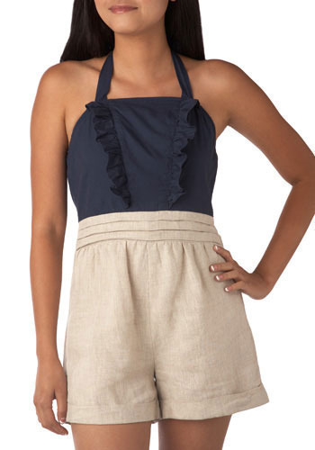 *** The Earhart Romper - Long