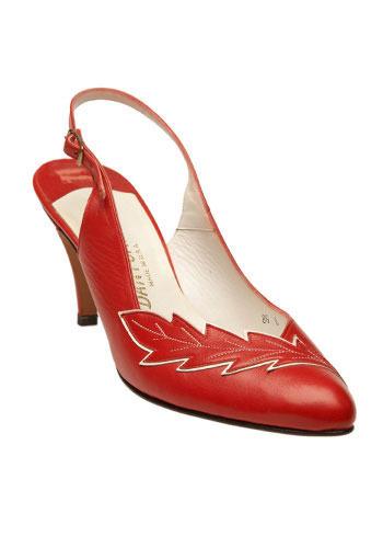 Vintage Red Hot Heels