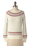 Vintage Anchorage Sweater