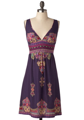 The Ganesha Dress - Mid-length