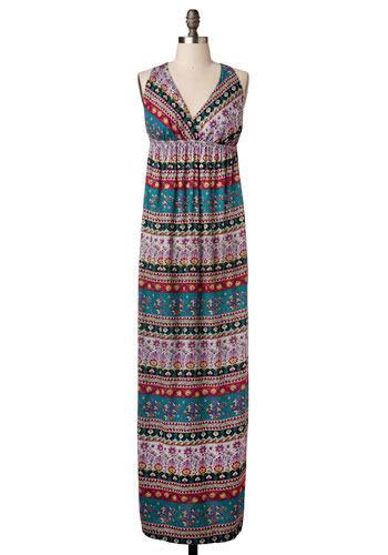 *** Persian Princess Dress - Long