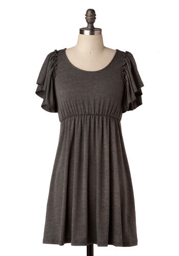 The Grey-t Escapist Dress - Short