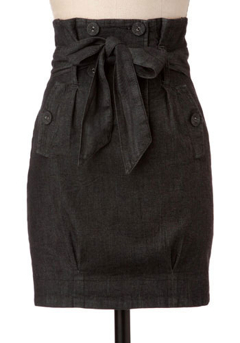 Gattaca Skirt - Short