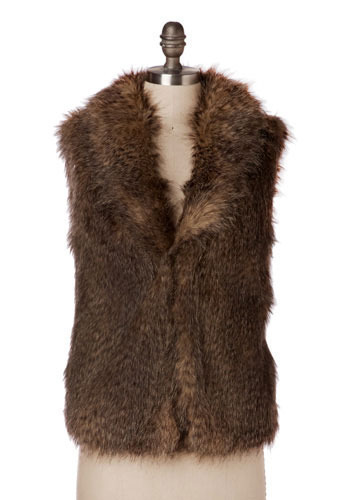 Just Fur Fun Vest by Jack by BB Dakota - Short