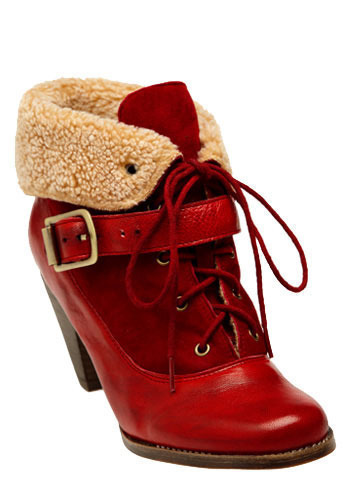 Lillehammer Bootie by Jeffrey Campbell