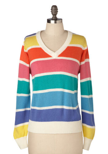 Vintage Happy Sweater