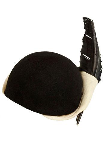 Vintage Quill Pen Hat