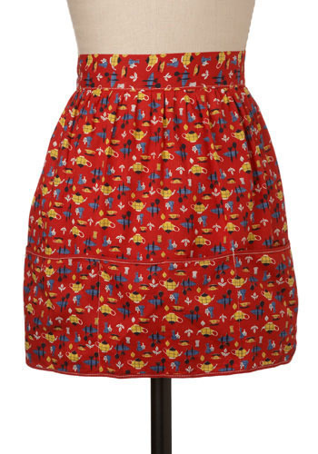 Vintage Hostess With the Mostess Apron